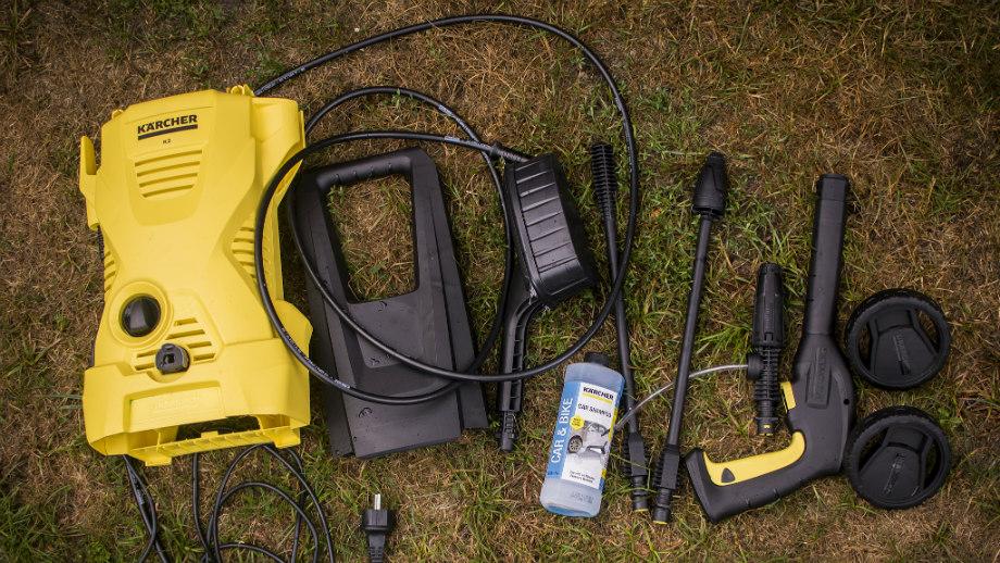 Karcher K2 Basic Car – świetna myjka ciśnieniowa, nie tylko do samochodu
