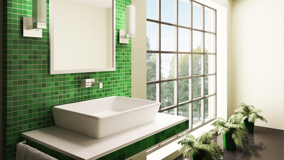 łazienka W Kolorze Greenery Jak Wprowadzić Do Wnętrza