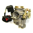 Tuning карбюратор 80cc motobi motorro motortek 50 4t