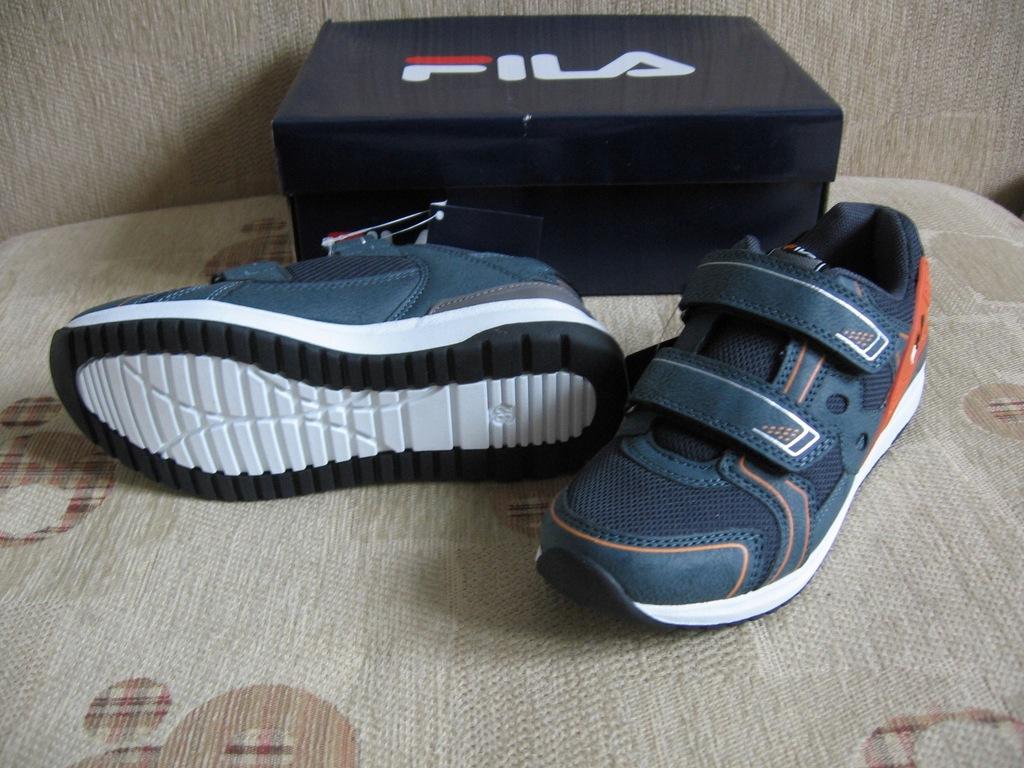 FILA buty sportowe chłopiec r. 32 wkł. 20 cm NOWE