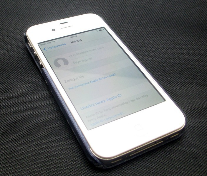 IPHONE 4S 16GB ŁADOWARKA ETUI 7228090327 oficjalne