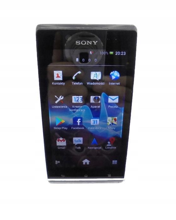 Uzywany Telefon Sony Xperia J Okazja 7527492871 Oficjalne Archiwum Allegro