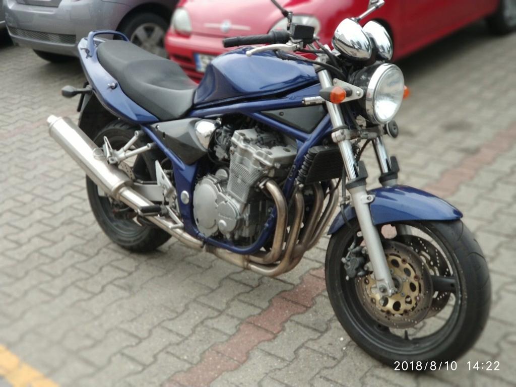 Suzuki Bandit Gsf 600 Y 7503170898 Oficjalne Archiwum Allegro