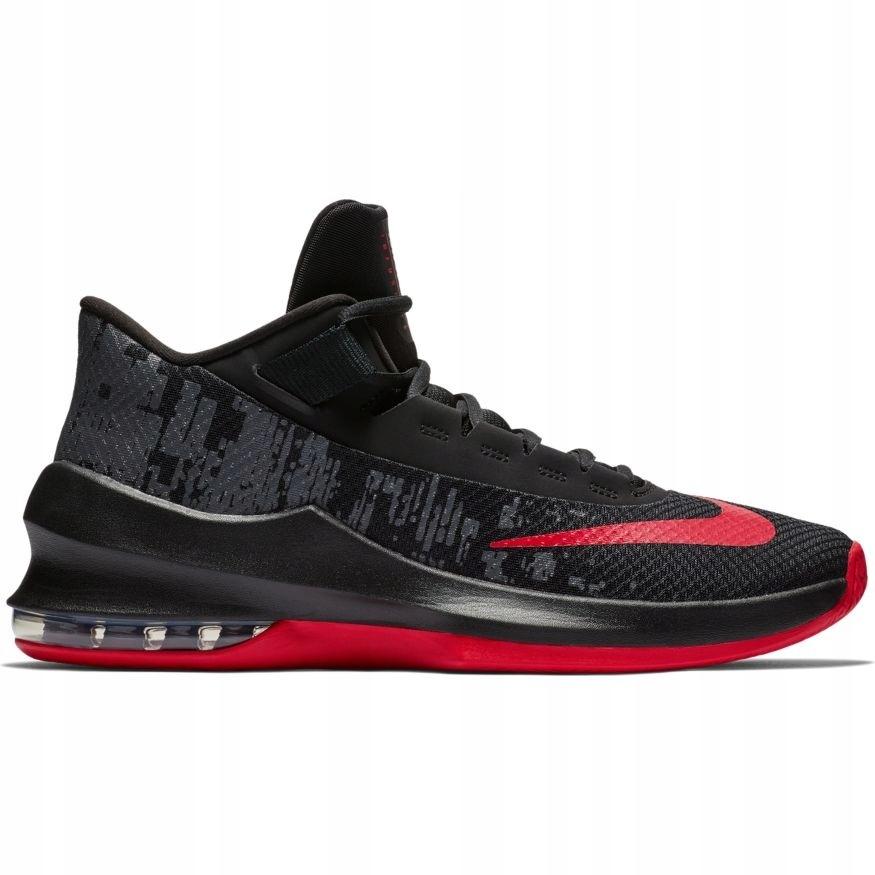 Nike Buty męskie Air Max Infuriate 2 Mid czarne r. 43