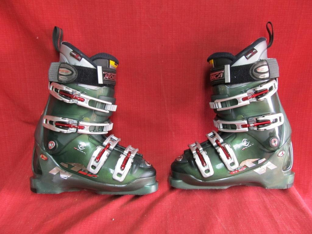 Buty narciarskie SALOMON Evolution nr 37 wkł23,5cm