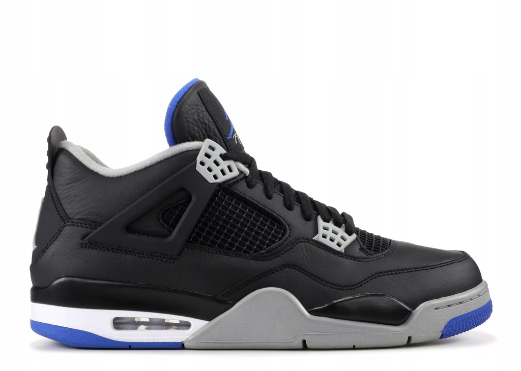 Nike Air Jordan 4 Retro Black Royal ROZMIAR 42