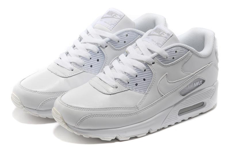 Buty DAMSKIE Nike Air Max BIAŁE r.37 Promocja 7537273450