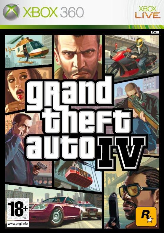 Gta Iv Grand Theft Auto 4 Xbox360 Grajlandia Com 6906710701 Oficjalne Archiwum Allegro