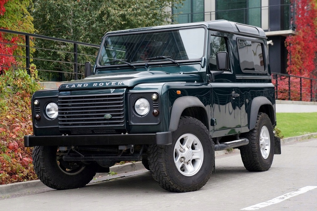 Land Rover DEFENDER 90, 2.2L, 2013, DIFFLAND