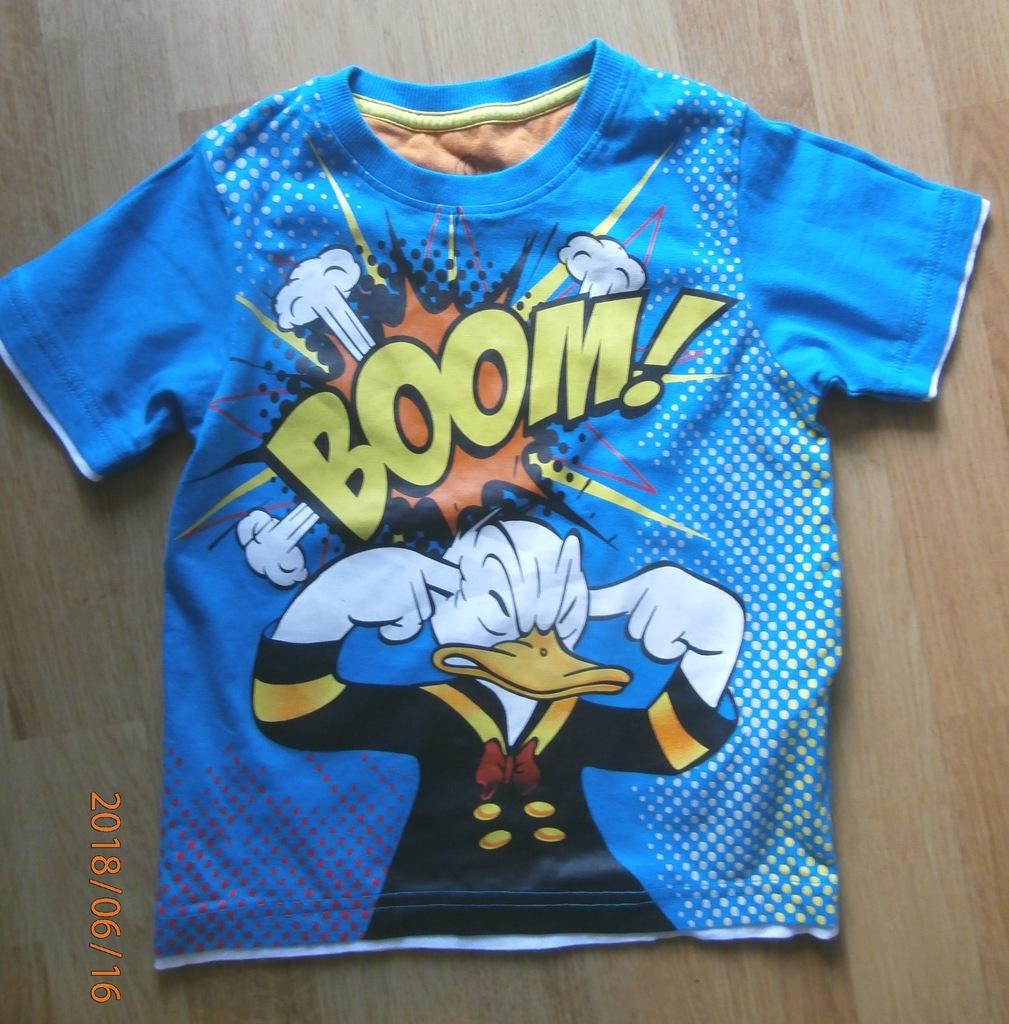 t-shirt kaczor Donald