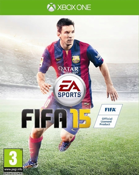Fifa 15 Xbox One 7487009025 Oficjalne Archiwum Allegro