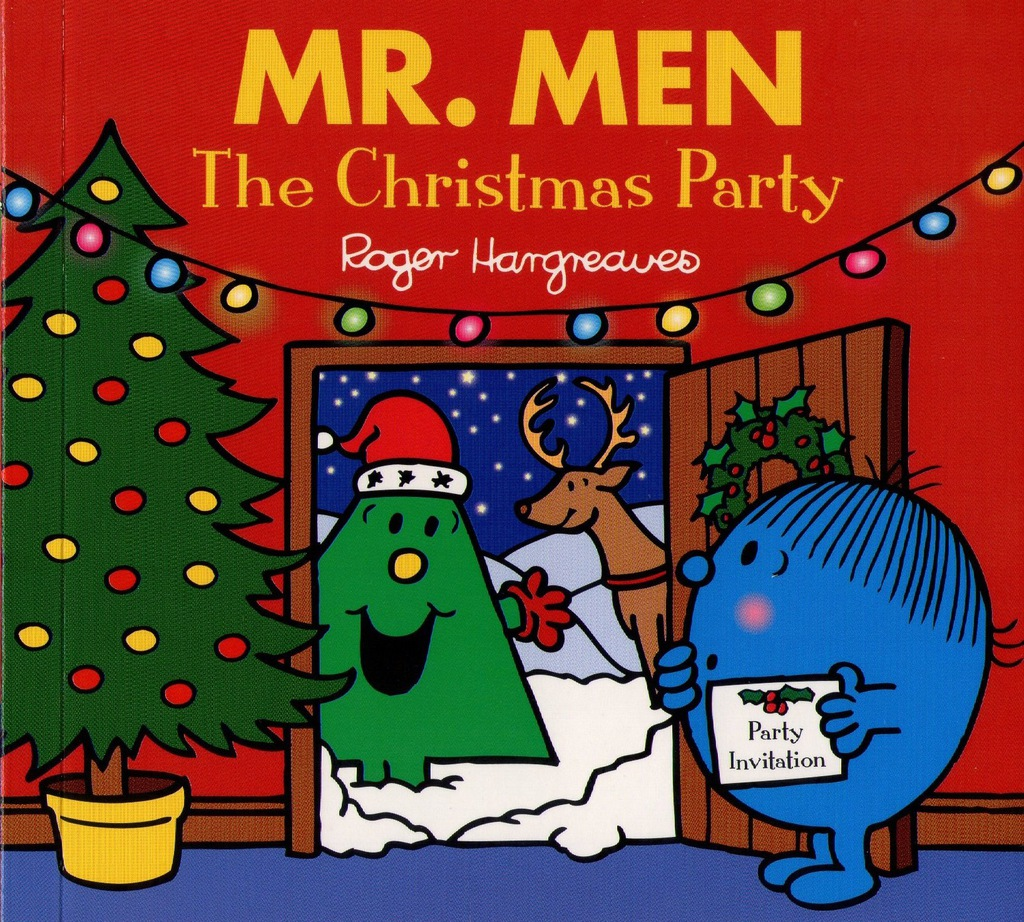 Men the Christmas Tree Mr