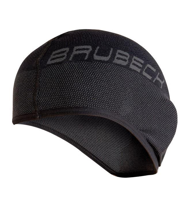 Czarna czapka treningowa Unisex S/M