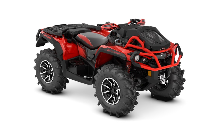 what does xmr stand for can am