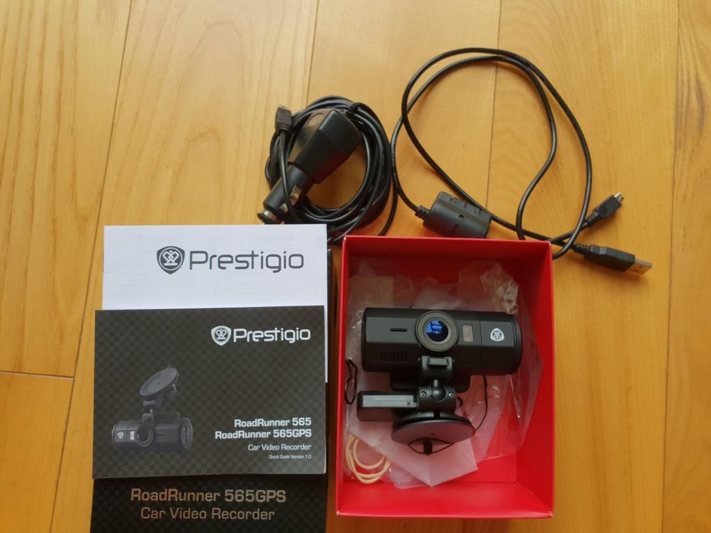 Kamera Prestigio Roadrunner 565 Gps Jak Nowy 7519656835 Oficjalne Archiwum Allegro