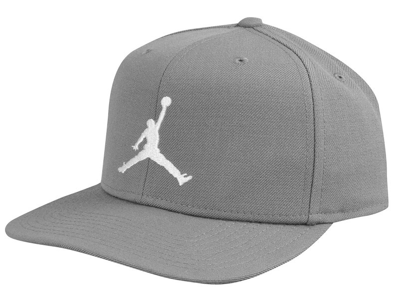 CZAPKA Z DASZKIEM NIKE AIR JORDAN JUMPMAN FITTED