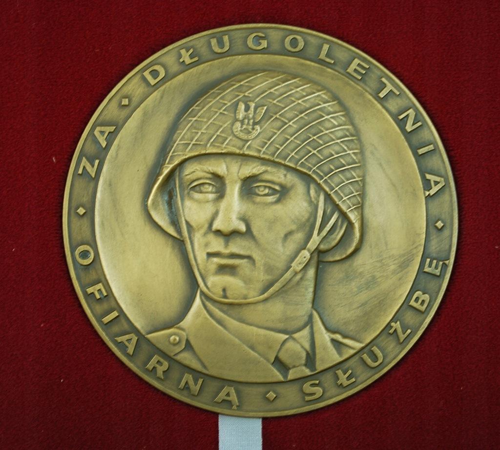 Medal Za Długoletnią Ofiarną Służbę LWP