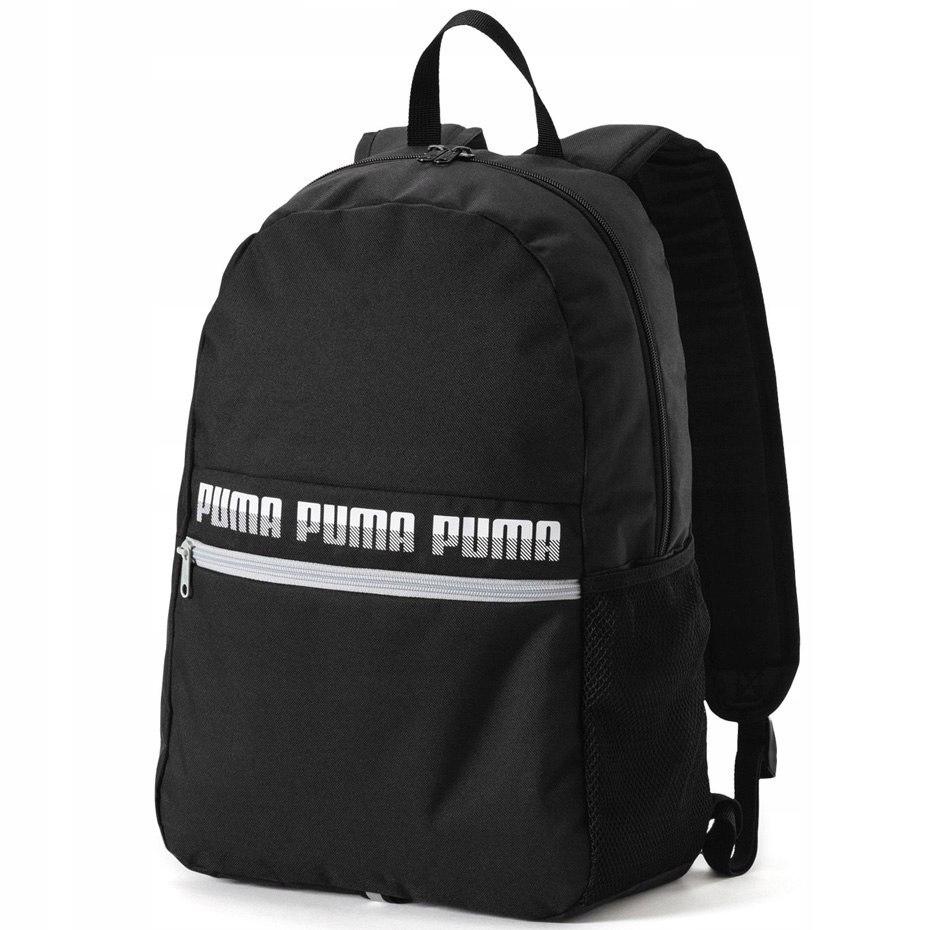 Plecak Puma Phase Backpack II czarny 075592 01
