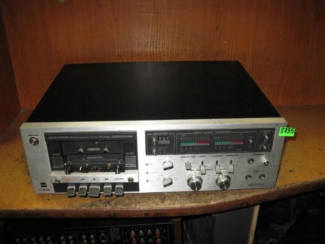 MAGNETOFON KASETOWY DUAL C830 - NR S735