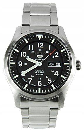 Męski zegarek SEIKO SNZG13J1