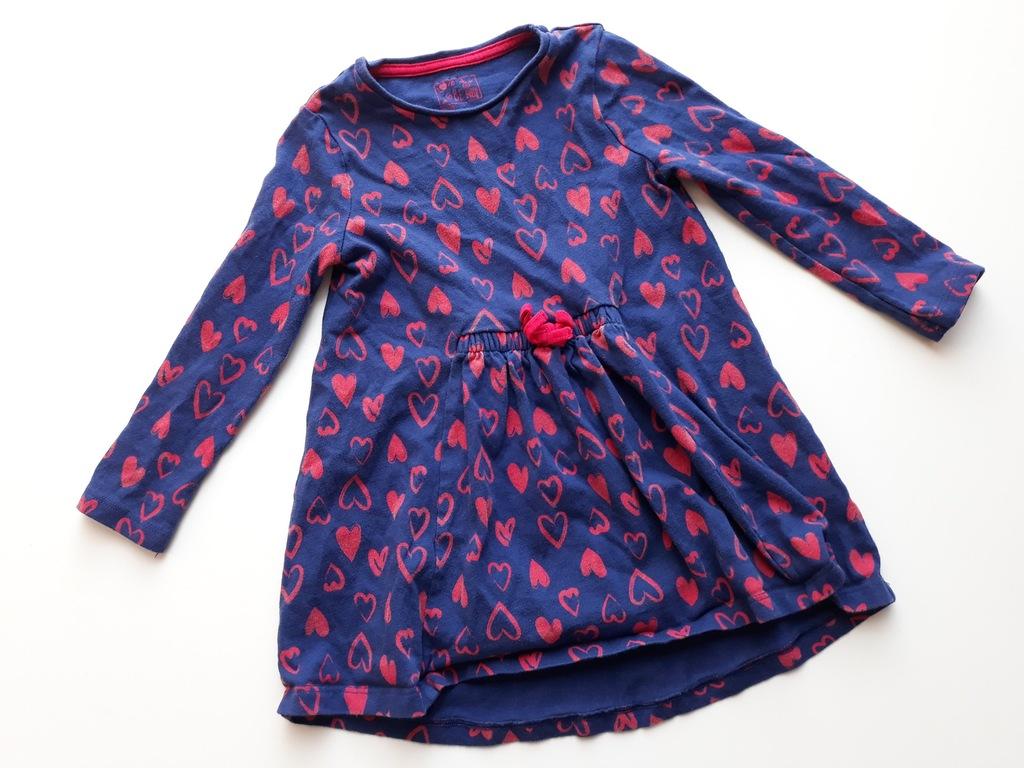 agastyl F&F sukienka w serduszka 92