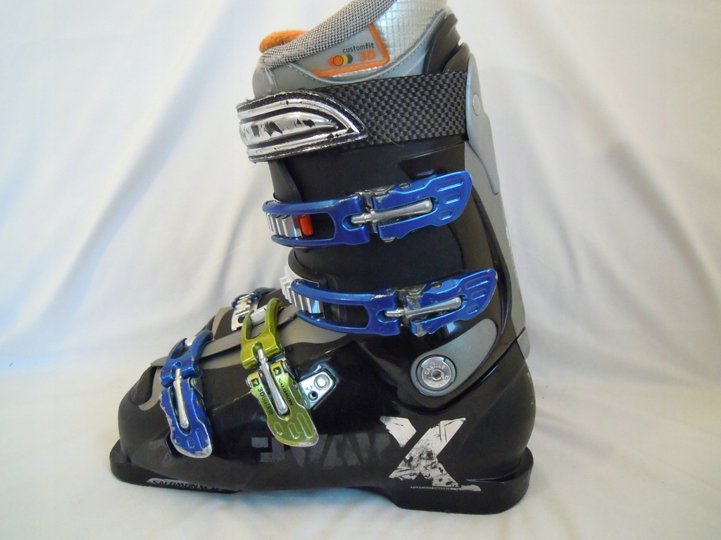 Buty narciarskie Salomon XWave Sport _27cm_ (12)