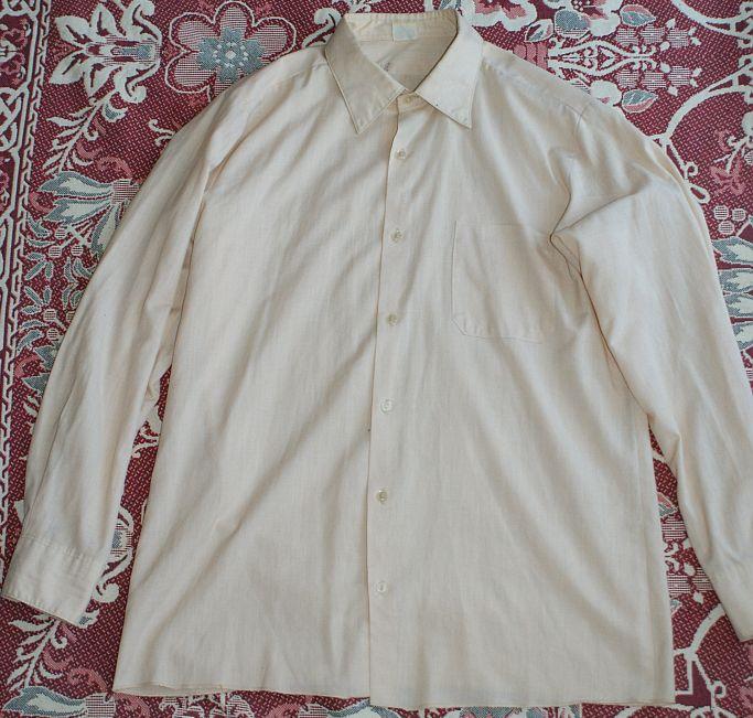 4 letnie koszule męskie rozmiar 40 L niebieskie 7073267382  g058y