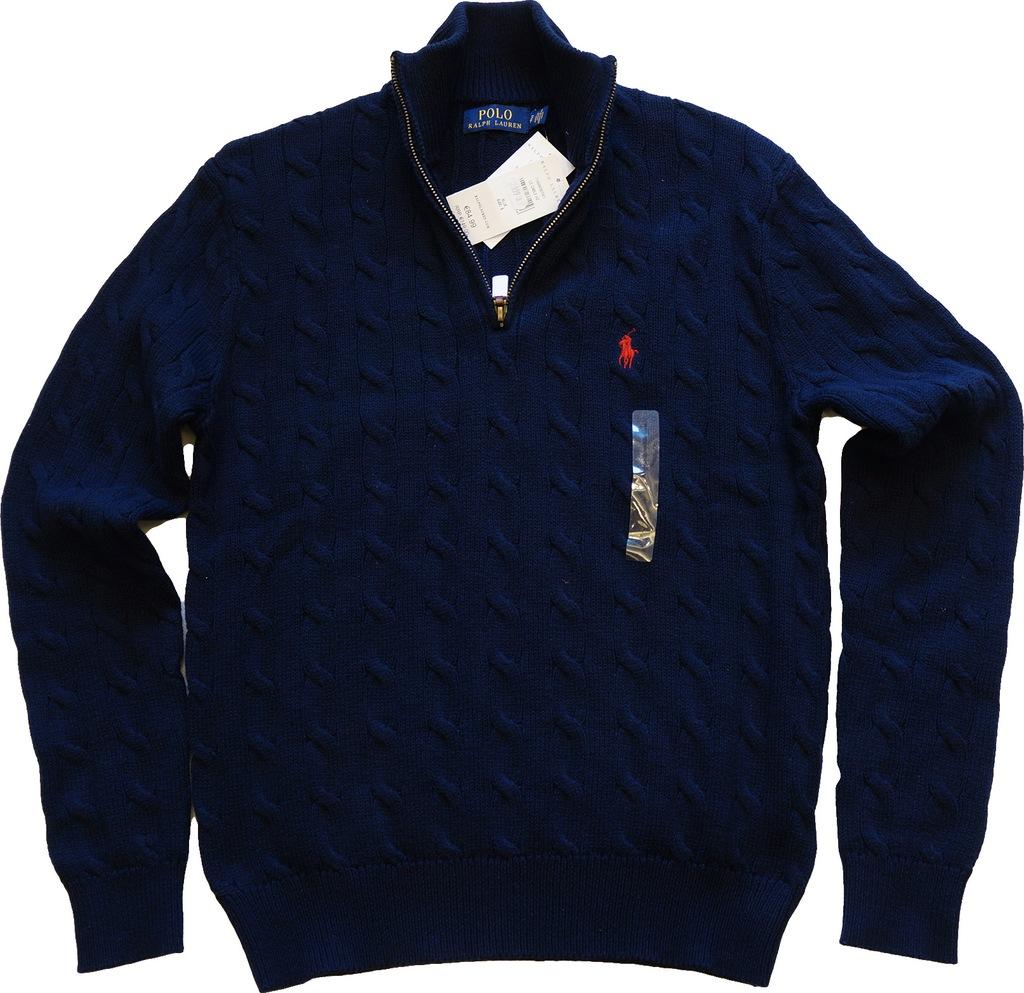 RALPH LAUREN sweter S (Tylko teraz 60% taniej!)