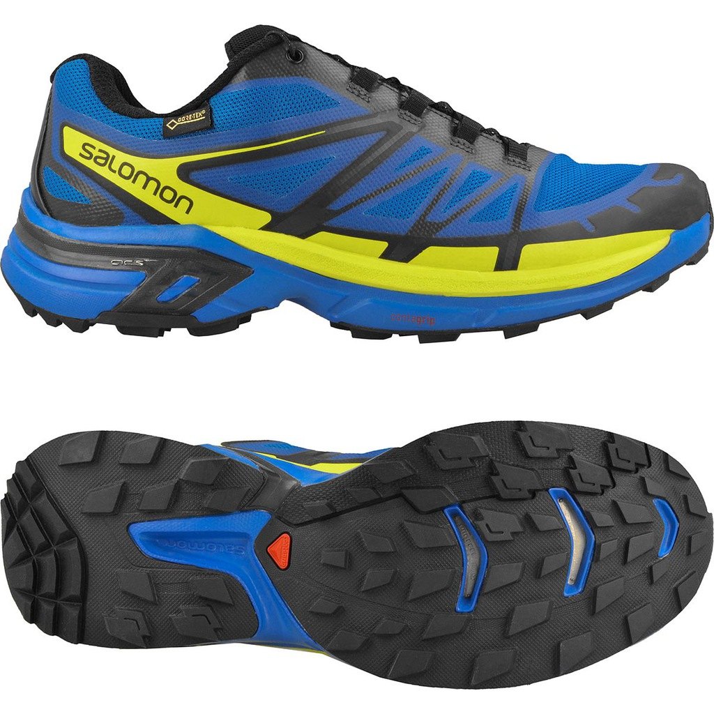SALOMON WINGS PRO Buty do biega._r.38 23 eu