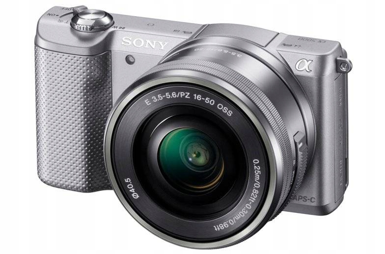 Aparat Sony A 5000 NOWY Komplet !
