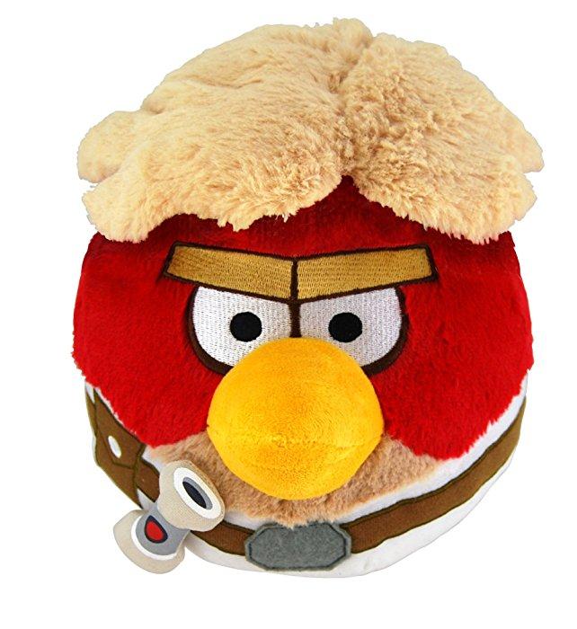 Maskotka Angry Birds Star Wars Luke Skywalker 7365587925 Oficjalne Archiwum Allegro