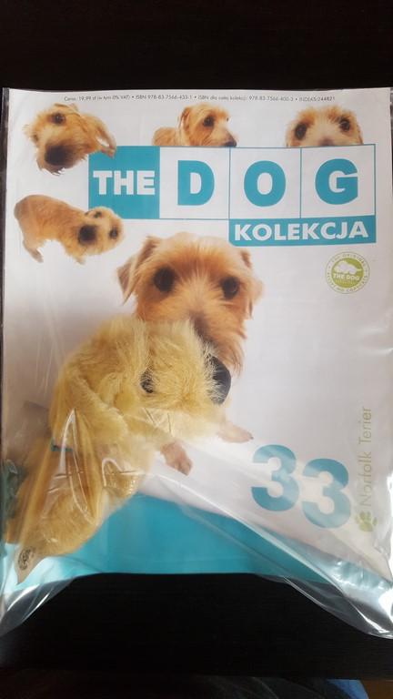 The Dog Kolekcja Piesek Gazetka The Dog Nr 33 7202145838 Oficjalne Archiwum Allegro