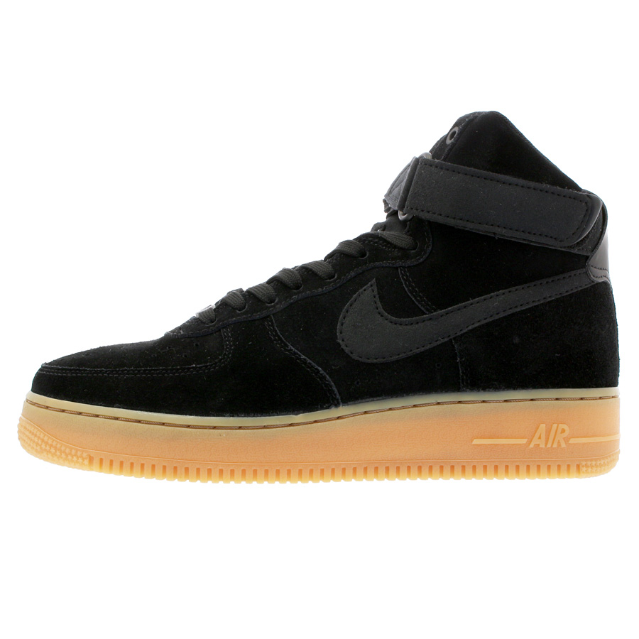 Buty sportowe Nike Air Force 1 High 07 LV8 Suede Trainers In