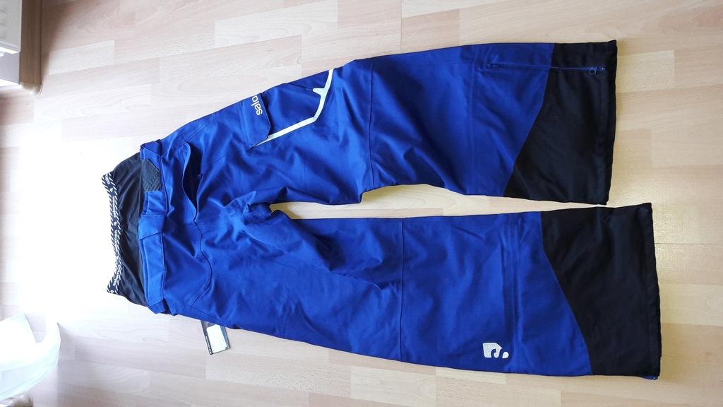 Archiwalne: Spodnie narciarskie Salomon Sideways 20000
