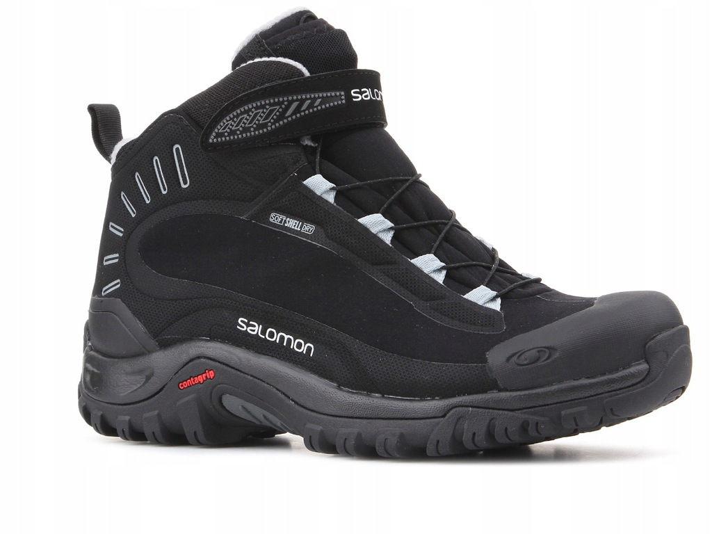 Trekkingowe buty damskie Salomon Allegro.pl