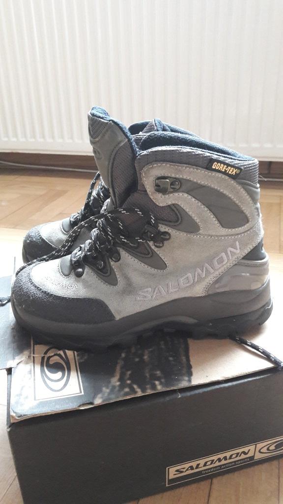 buty trekkingowe salomon rozmiarówka