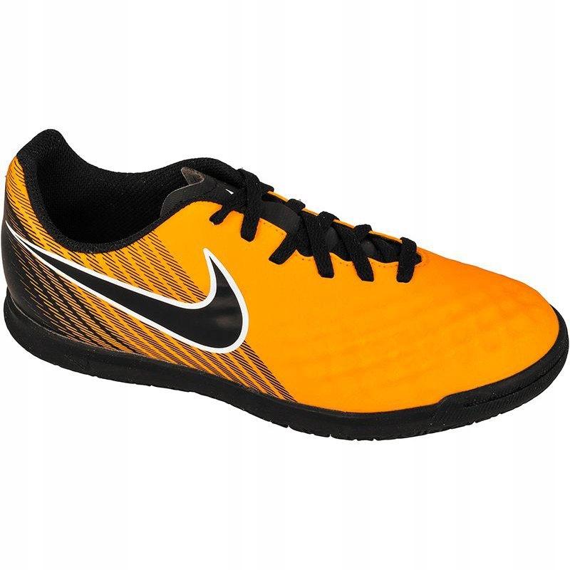 Syntetyk Buty Sport Piłka nożna Halowe Nike r.34