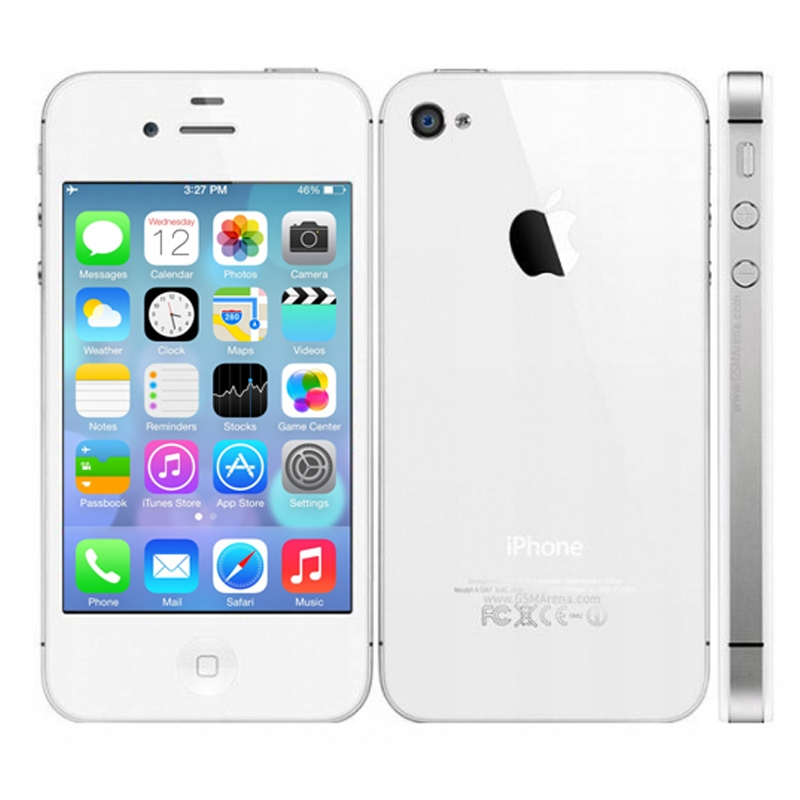 Apple Iphone 4s 16gb Bialy Polska Okazja 7680914387 Oficjalne Archiwum Allegro