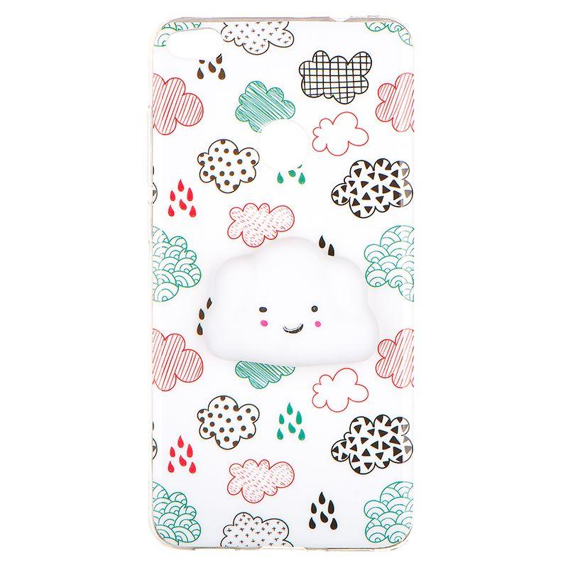 Etui Huawei P8 P9 Lite 2017 Squishy 4d Case Chmurk 7393232641 Oficjalne Archiwum Allegro