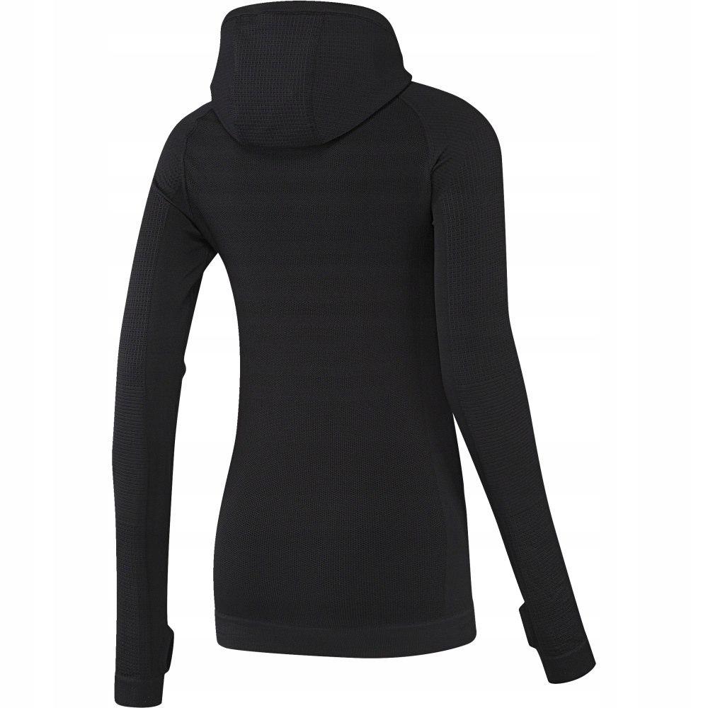 Adidas Seamless Climaheat Hooded Longsleeve S