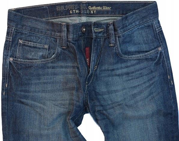 esprit jeans spodnie męskie