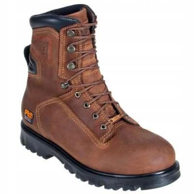 TIMBERLAND PRO ocieplane zimowe robocze buty 43