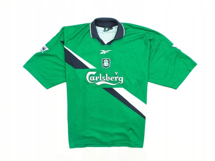 F Reebok Koszulka Męska FC Liverpool Poulton 50