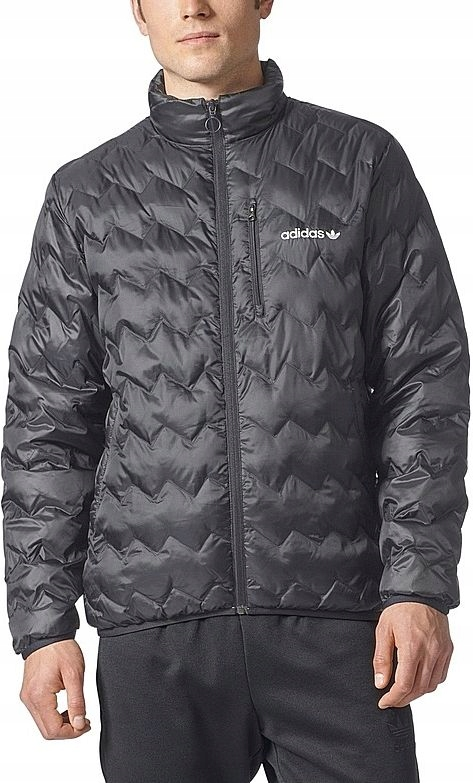 Adidas SERRATED PADDED JACKET (XL) Kurtka Męska