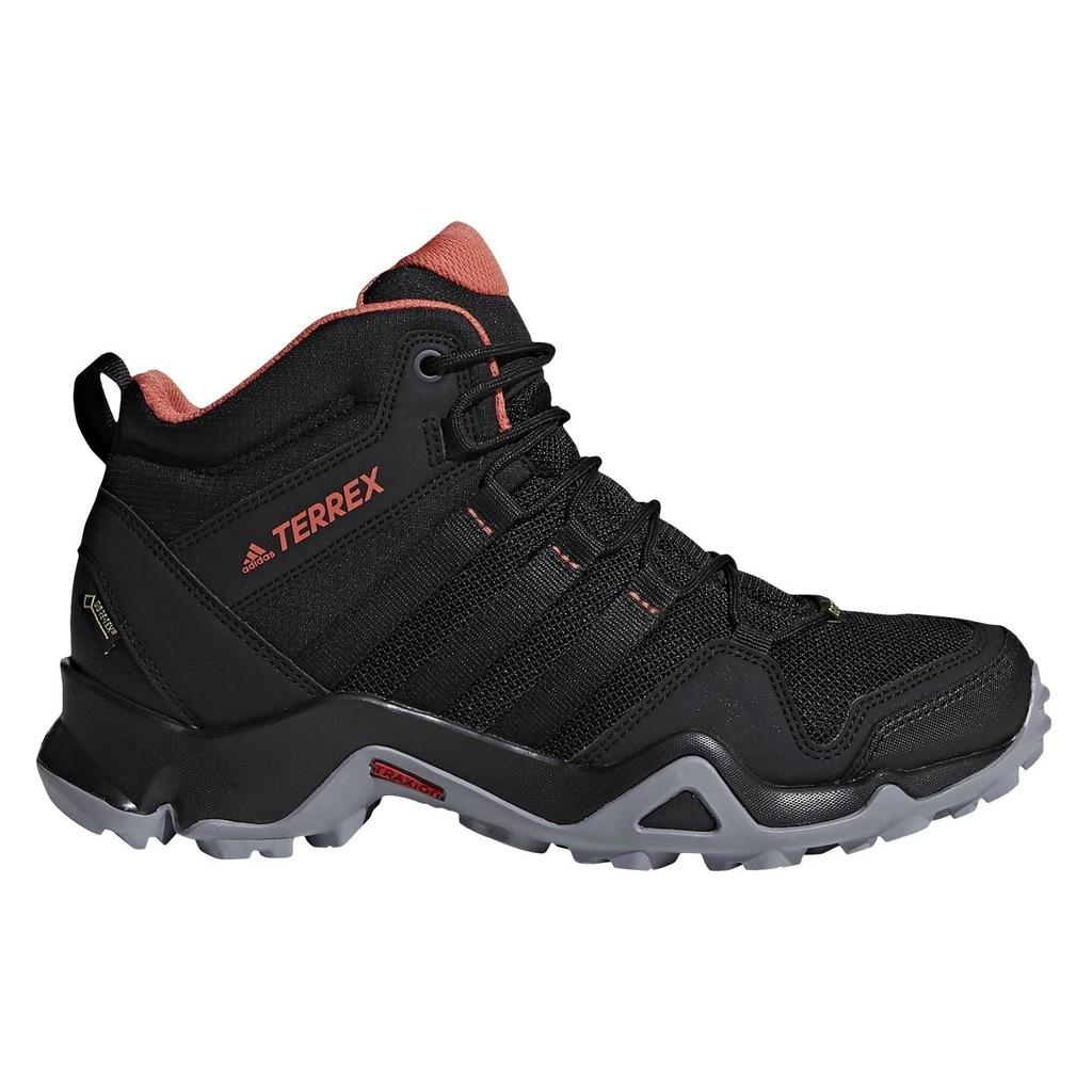 40 Buty Adidas Terrex AX2R BC0693 Trekkingowe Ceny i