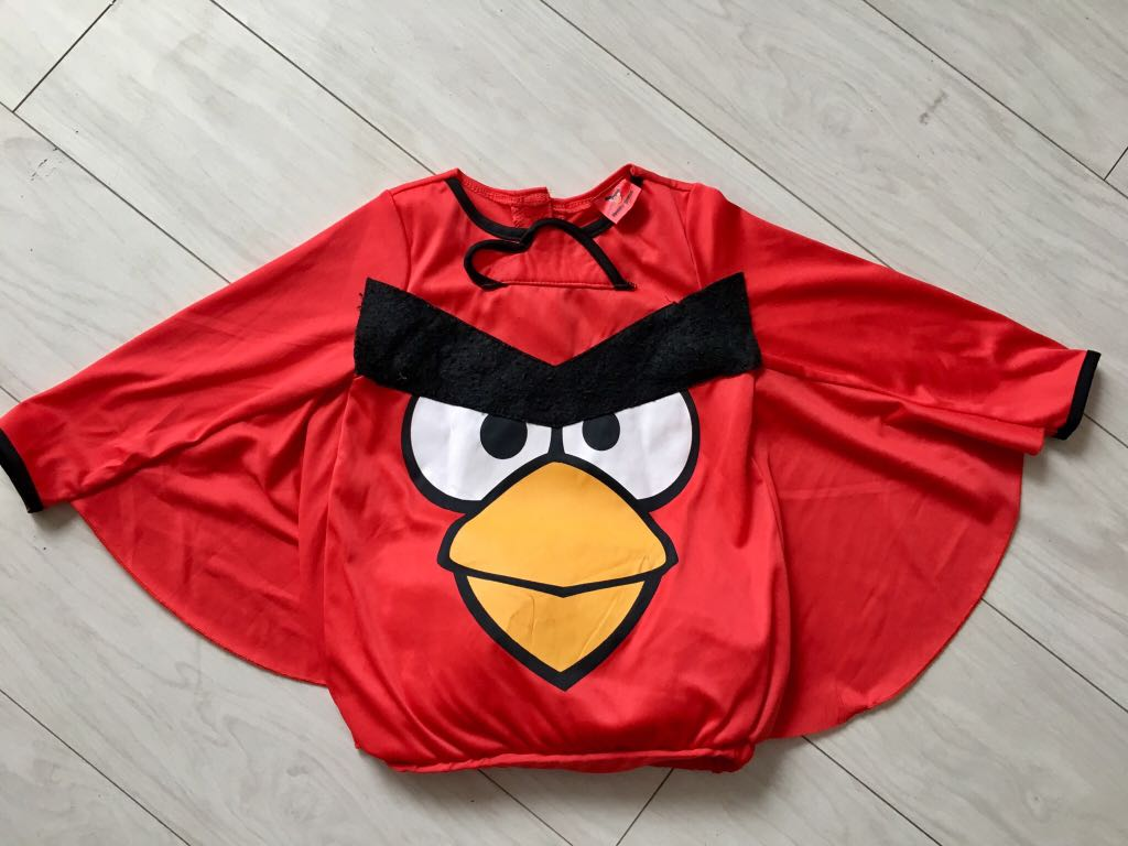 Kostium Angry Birds Z Firmy F F Rozm 98 2 3y 7177175570 Oficjalne Archiwum Allegro