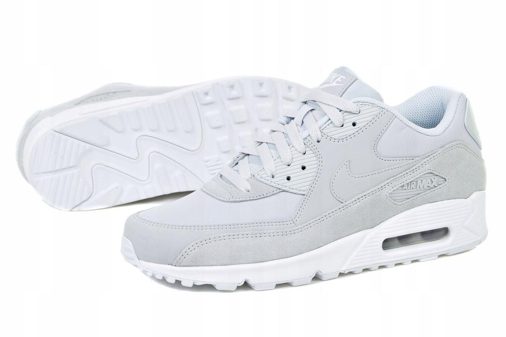 Air Max 90 Essential (AJ1285 002), kolor szary (Nike)
