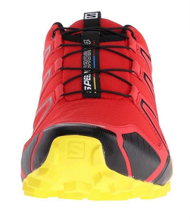 Buty Salomon Speedcross 4 Red 381154