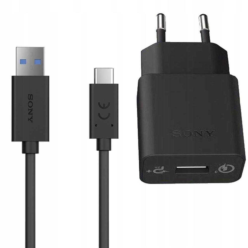 Xiaomi Mi A1 | Ładowarka Sony QC + kabel USB-C 3.1