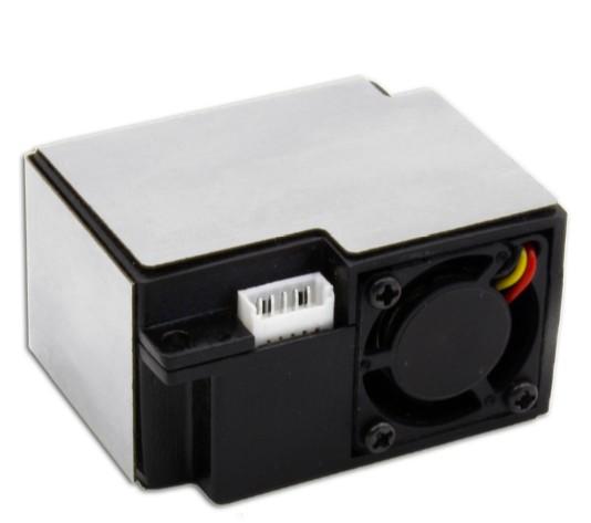 Miernik, sensor, detektor smogu PM2,5 PM10